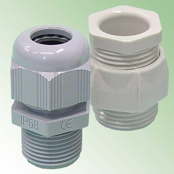 Pressacavi plastica, serie EZ