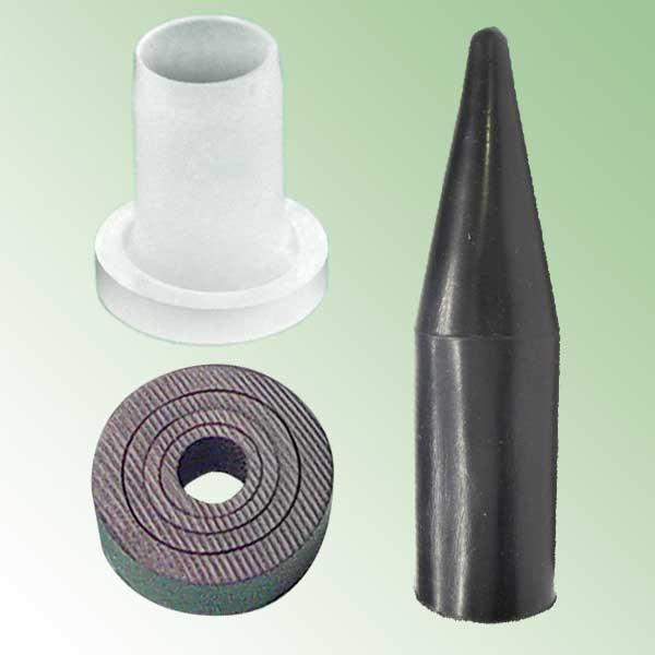 Accessori in plastica